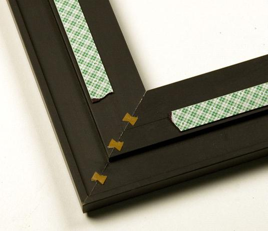 We use Dovetail Keys on our Mirror Frames