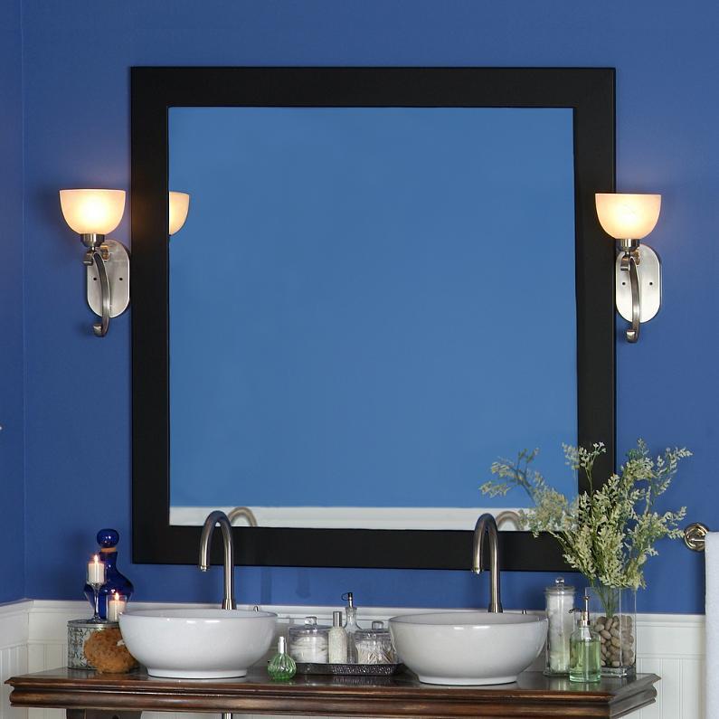 Bathroom Mirror Frame |4 Inch Wide